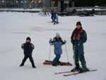 Our family skiis all winter long at the Sun Peaks Resort